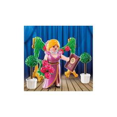 Экстра-набор: Знаменитость с наградой, PLAYMOBIL Playmobil®