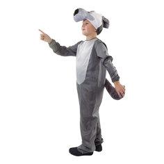 """Карнавальный костюм для мальчика """"Серый волк"""", Вестифика"""