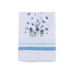 Полотенце подарочное LEGRAND махровое 50*90, TAC, голубой