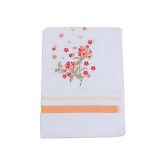 Полотенце подарочное FUSION махровое 50*90, TAC, оранжевый