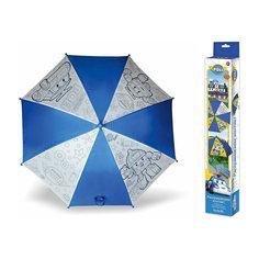 """Зонтик для раскрашивания """"Поли и Рой"""" Чудо Творчество"""