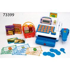 Игровая касса-калькулятор со сканером, Boley