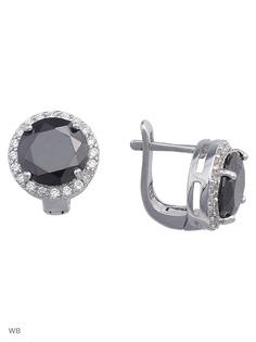 Серьги ACCENT jewelry