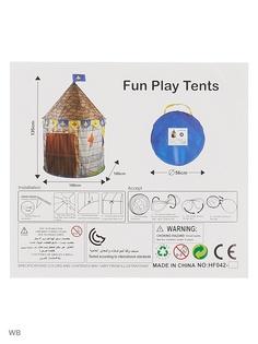 Игровые домики VELD-CO