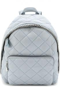 Стеганый рюкзак Falabella mini из эко-кожи Stella McCartney