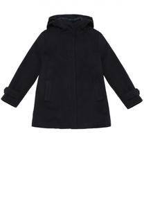 Пальто с капюшоном Dal Lago