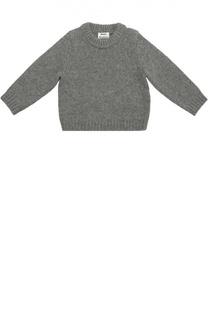 Шерстяной свитер с круглым вырезом Acne Studios