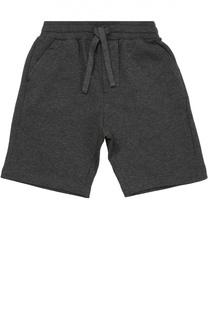 Хлопковые шорты с карманами Dolce & Gabbana