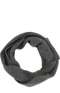 Вязаный шарф из шерсти Moncler