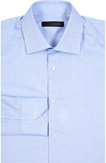 Приталенная сорочка с воротником кент Stanbridge