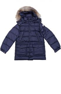 Куртка с капюшоном Moncler Enfant