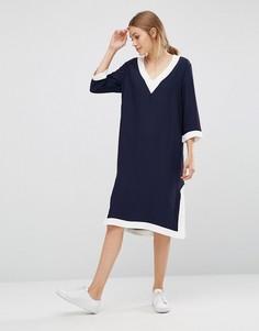 Платье Just Female Joe - Темно-синий