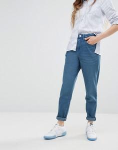 Джинсы в винтажном стиле Waven Elsa - Синий
