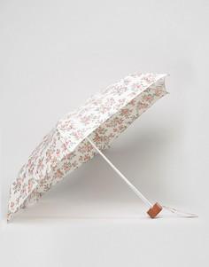 Зонт с принтом роз Cath Kidston - Мульти