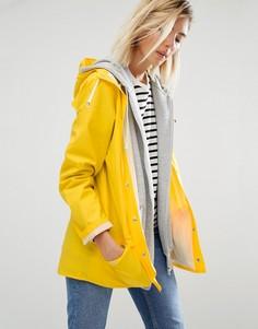 Непромокаемая куртка Rains - Желтый