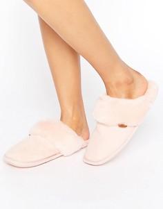 Слиперы Just SheepSkin Duchess - Розовый Totes