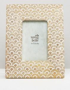 Рамка для фотографий с марокканским орнаментом Sass & Belle - Мульти