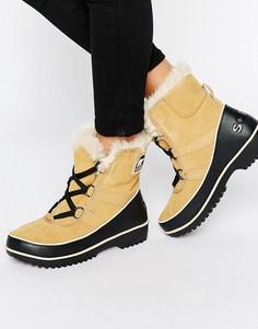 Ботинки на шнуровке Sorel Tivoli II - Мульти