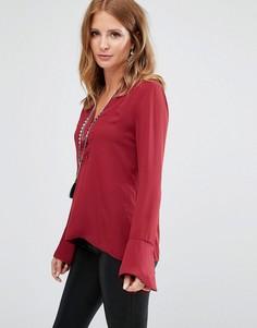 Блузка Millie Mackintosh - Красный