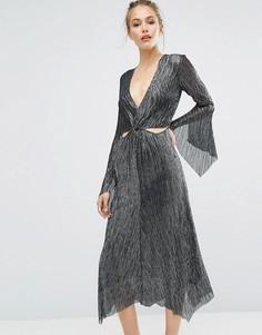 Платье Bec & Bridge Heather Mist - Серый