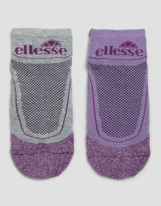 2 пары низких носков Ellesse - Серый