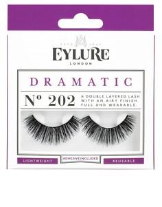 Накладные ресницы Eylur Dramatic - No. 202 - Черный Eylure