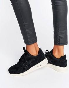 Замшевые кроссовки Asics Gt Cool Xpress - Черный