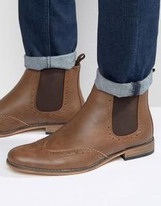 Ботинки челси D-Struct - Рыжий