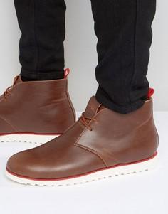 Ботинки чукка D-Struct - Коричневый