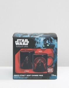 Кружка с меняющимся от тепла рисунком Star Wars Rogue One Death Star - Мульти Gifts