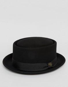 Черная шляпа Goorin Mad Dog Pork - Черный