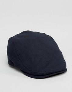 Плоская темно-синяя кепка Goorin Mikey Ivy - Темно-синий