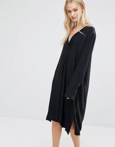 Платье‑туника Just Female - Черный