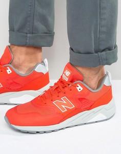 Кроссовки New Balance 580 - Красный