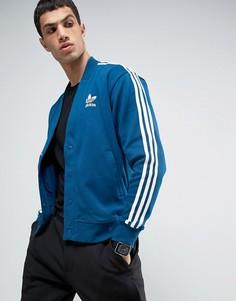 Кардиган adidas Originals - Синий