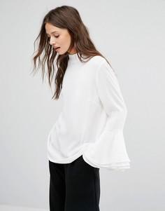 Блузка Gestuz Joyce - Белый