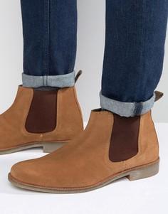 Светло-коричневые ботинки челси Lambretta - Рыжий