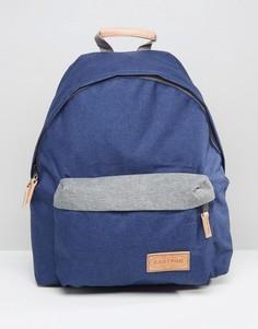 Уплотненный рюкзак колор блок Eastpak PakR - Синий