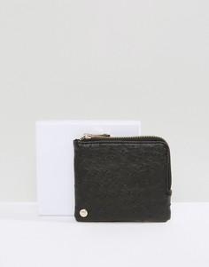Черный кошелек для монет Mi-Pac - Черный