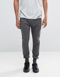 Трикотажные штаны Firetrap - Черный