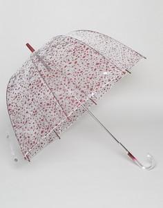 Зонт с принтом Lulu Guinness - Мульти