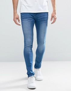 Синие джинсы Waven - Синий