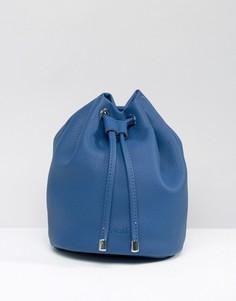 Маленькая сумка дафл Nali - Синий