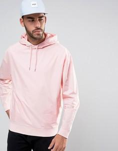 Розовый oversize‑худи ASOS - Розовый