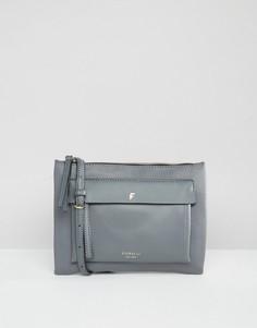 Сумка через плечо с большим карманом Fiorelli Alexa - Серый