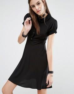 Платье в молодежном стиле Tripp NYC - Черный