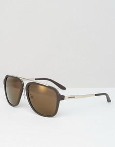 Солнцезащитные очки-маска Carrerra 97/S - Коричневый Carrera