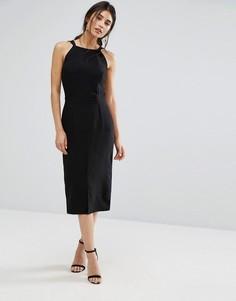 Платье-сарафан миди Alter - Черный