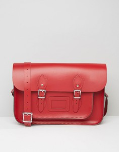 Портфель Leather Satchel Company 14 - Красный