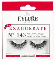 Накладные ресницы Eylure Exaggerate - No. 143 - Черный